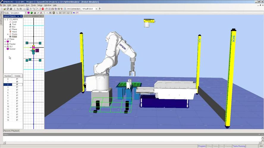 Epson Rc90 Robot Controller Arizona Machinery