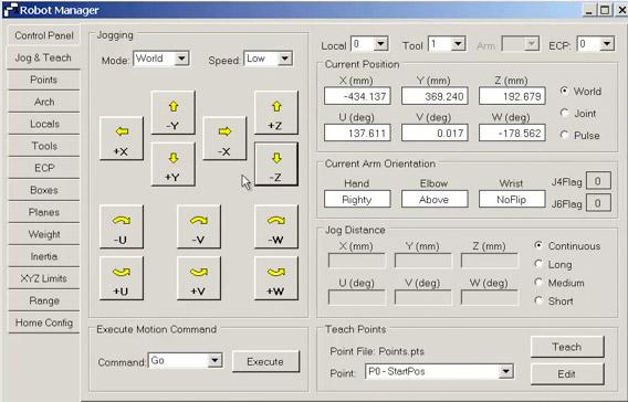 EPSON ProSix C8 robot - Arizona Machinery